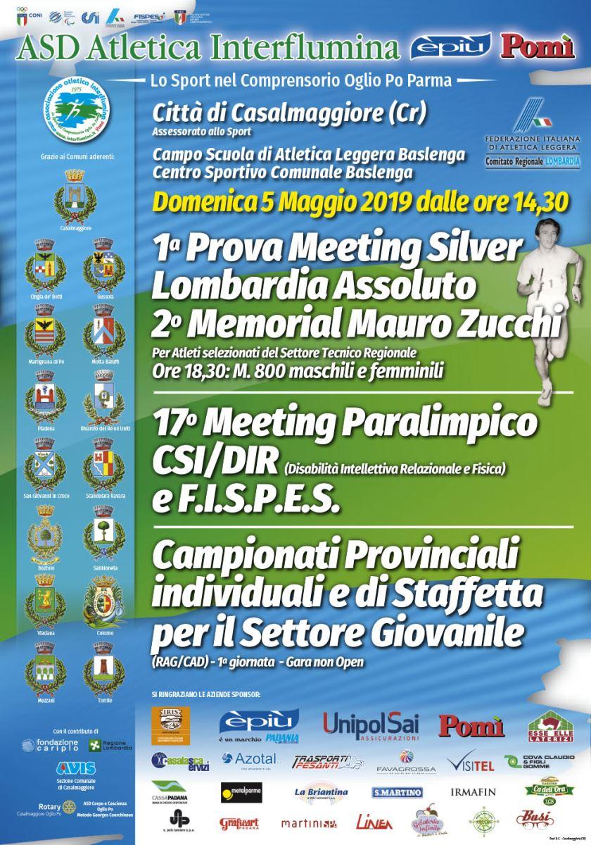 Fidal Lombardia Calendario.A S D Associazione Atletica Interflumina Epiu Pomi Lo
